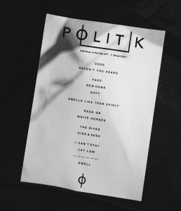 Politik Band Album Launch